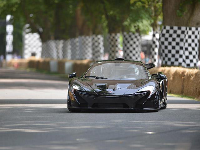 Goodwood Festival of Speed edizione 2014