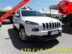 JEEP CHEROKEE 2.2 Mjt II 4WD Active Drive I Limited AUTOMATICO