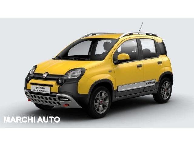FIAT PANDA 0.9 TwinAir Turbo 85cv S&S 4x4 CROSS