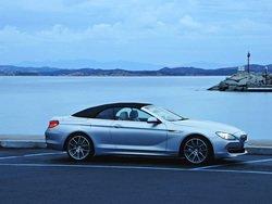 BMW SERIE 6 640i Cabrio Futura