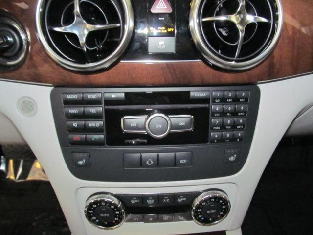 Mercedes Classe GLK mi trasporta in comodità