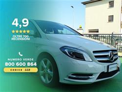 MERCEDES B 180 BlueEFFICIENCY Premium