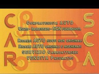 Concessionario CAR SCA SRLS di DAIRAGO