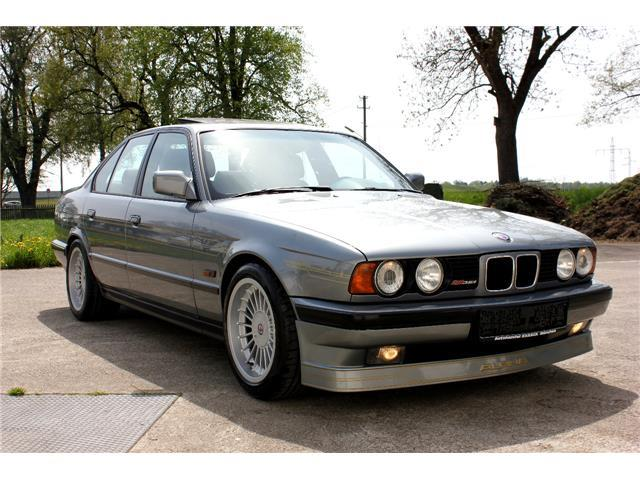 ALPINA-BMW B10 3.3i 24V cat