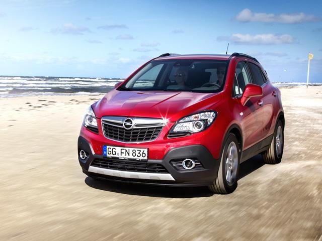 Opel Mokka 1.4 GPL-Tech provata in anteprima