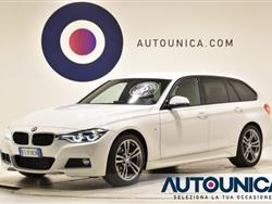 BMW SERIE 3 D TOURING MSPORT SOLO 55.360 KM AUTOMATICA