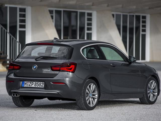 BMW Serie 1 si sottopone a restyling