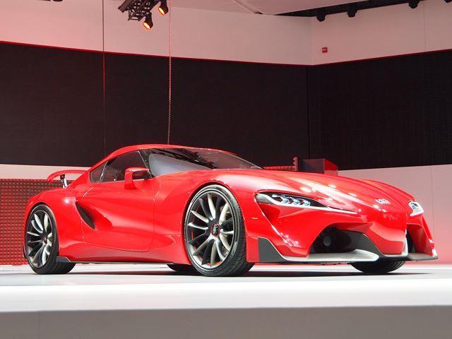 Toyota Supra: ritorna la sportiva giapponese
