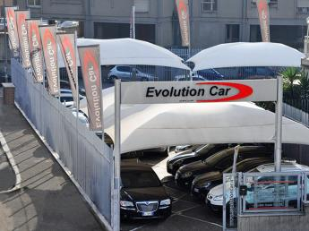 Concessionario EVOLUTION CAR GROUP S.R.L. di ROMA