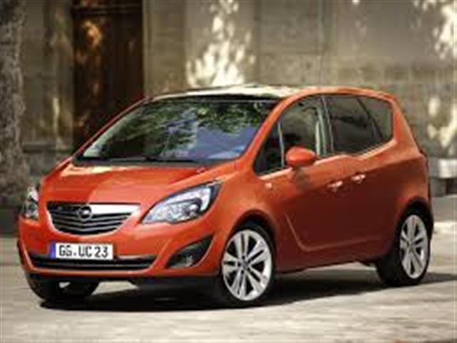 Opel Meriva: piccolo armadio su 4 ruote