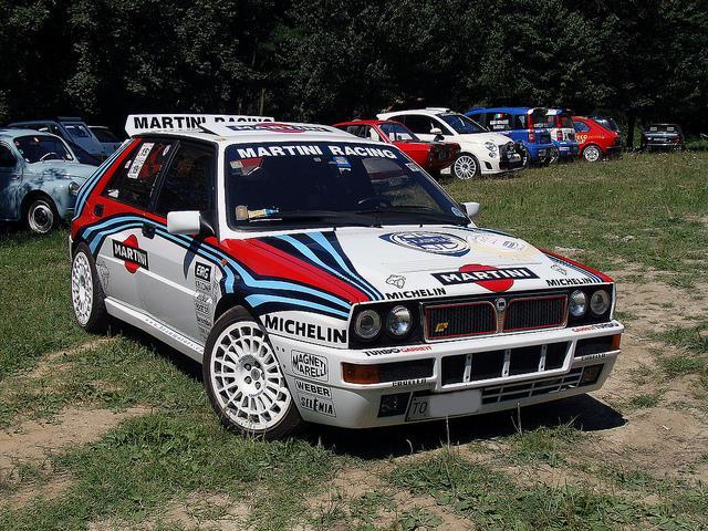 Lancia Delta HF Integrale: la regina del Rally