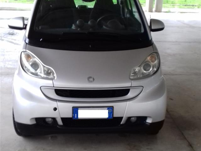 SMART FORTWO 800 33 kW coupé passion cdi