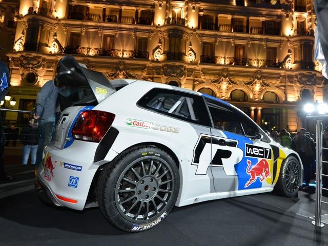 Volkswagen Polo R WRC domina il mondiale Rally