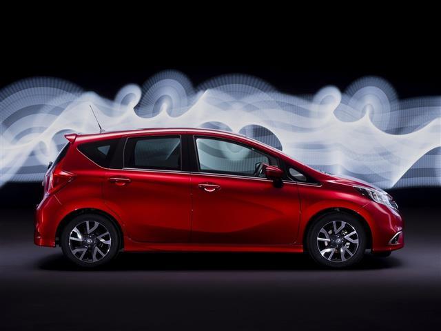 Nissan Note: monovolume dal carattere trendy