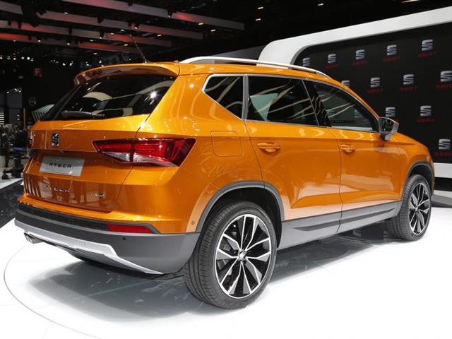 "SEAT ATECA: ""BEST BUY CAR OF EUROPE IN 2017"""