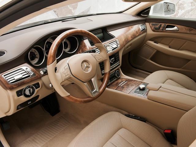 Mercedes CLS Shooting Brake: l'ammiraglia