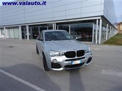 BMW X4 XDRIVE20 D M-SPORT CV190