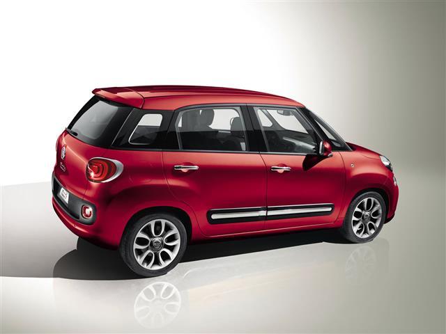 Fiat 500 L: il cinquino soddisfa ogni esigenza