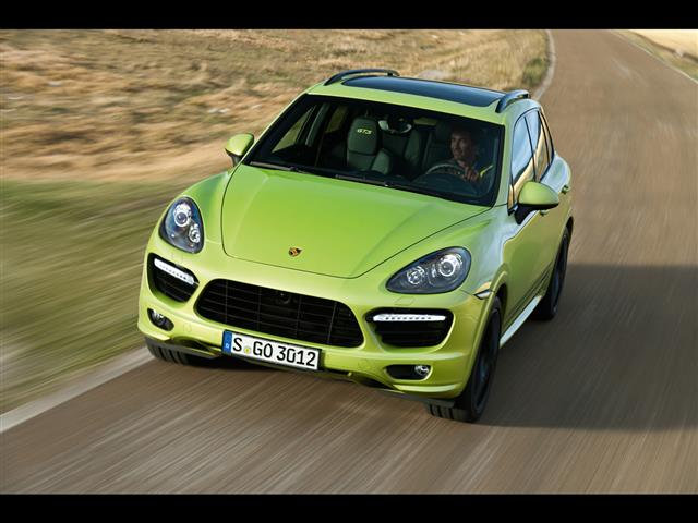 Porsche Cayenne: Luxury Sport Utility Vehicle