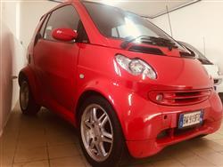 SMART FORTWO CABRIO 600 smart cabrio & pulse (45 kW)