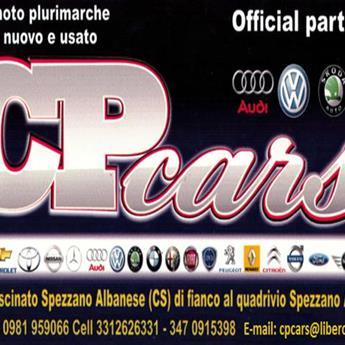 Concessionario Cpcars di Spezzano Albanese