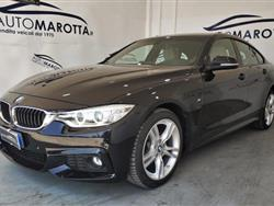 BMW SERIE 4 (F36) Gran Coupé Msport UFF.BMW TAGLIANDATA