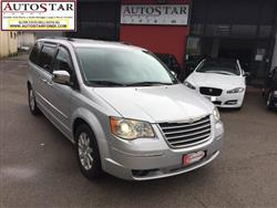 CHRYSLER GRAND VOYAGER 2.8 CRD DPF Limited-PELLE-NAVI-RETROCAMERA