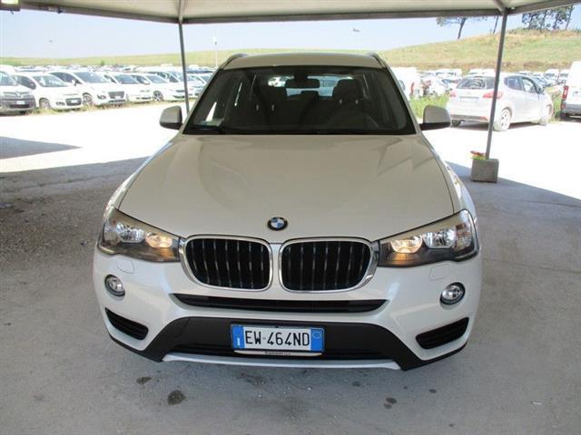 BMW X3 xDrive 20d 4x4