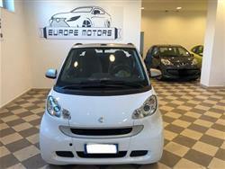 SMART FORTWO CABRIO 1000 52 kW MHD cabrio passion#FULL OPTIONALS