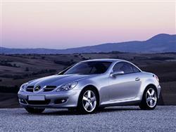 Mercedes Classe SLK: assetto da vera sportiva