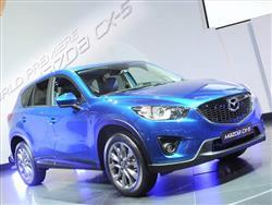 Mazda CX-5: urban SUV giapponese