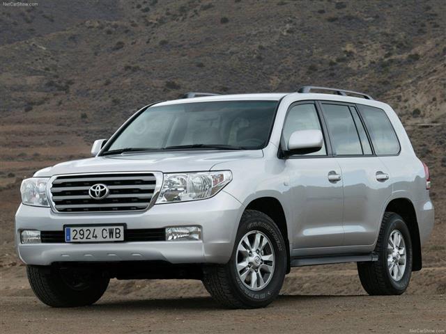 Toyota Land Cruiser V8: la mia prova alla guida