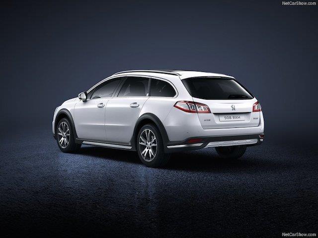 Peugeot 508 affronta il restyling
