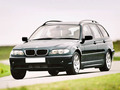 BMW SERIE 3 320d turbodiesel cat Touring Futura