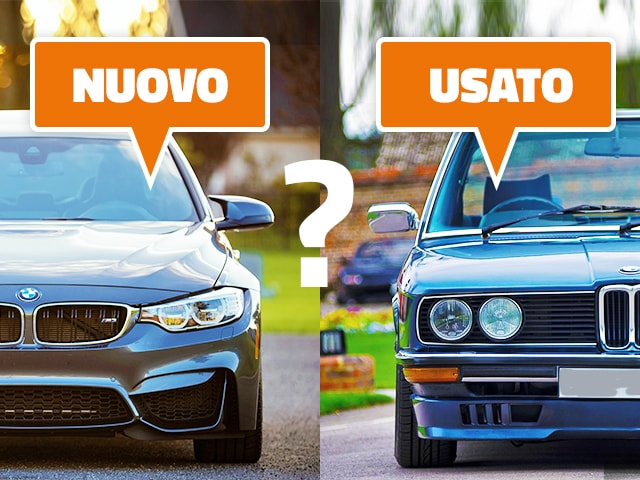 AUTO NUOVA vs AUTO USATA