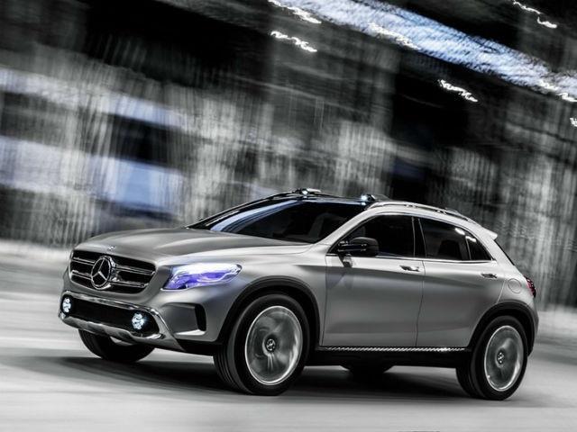 Mercedes GLA: il nuovo crossover