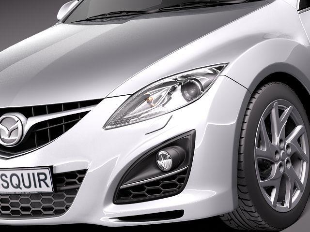 Mazda 6 si migliora grazie ad un nuovo assetto