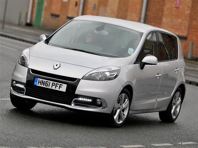 Renault Scenic: la monovolume familiare